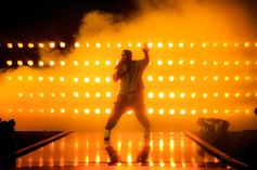 """Kanye West Previews New """"Yhandhi"""" Tracks In 2nd Episode Of """"Sunday Service"""""""