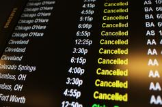 Flights Are Being Stopped At La Guardia Due To Government Shutdown