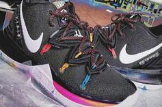 """Nike Kyrie 5 """"Friends"""" Inspired By Hit Television Series: First Look"""