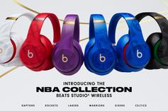 Beats By Dre Launches NBA Collection Ahead Of All Star Weekend