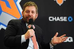 """Knicks' Owner James Dolan """"Courting Offers"""" For Sale Of Team: Report"""