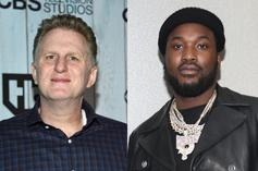 "Michael Rapaport Says Meek Mill Isn't Even Top 20 From Philly: ""Trash Rapper"""