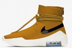 Nike Air Fear Of God Shoot Around Coming In Wheat Colorway: Report