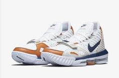 """Nike LeBron 16 """"Medicine Ball"""" To Debut This Month: Release Info"""
