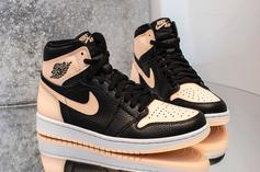"Air Jordan 1 ""Crimson Tint"" Release Details And New Images"