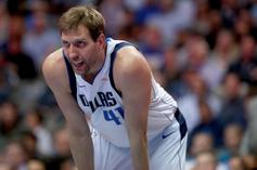Dirk Nowitzki Passed Wilt Chamberlain For Sixth All-Time In Scoring