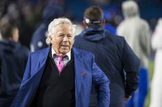 Robert Kraft Claims Rub & Tug Footage Was Obtained Illegally