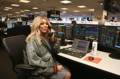 Wendy Williams Shuts Down Fan Who Tried To Hug Her During Taping