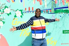 Tracy Morgan Tells Hilarious Story Of The Time His Sneakers Were Stolen