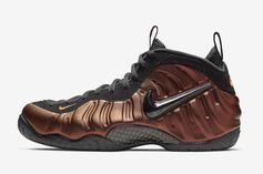 "Nike Foamposite Pro ""Hyper Crimson"" Official Images & Release Date"