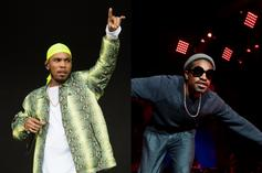 """Andre 3000, Beast Coast & Anderson. Paak Bless This Week's """"FIRE EMOJI"""" Playlist"""