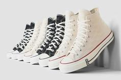 Kith X Converse Chuck Taylor Drops This Friday: Official Images