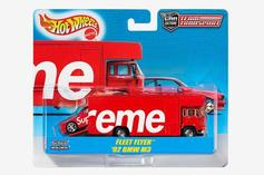 Supreme x Hot Wheels Collab Releasing This Week