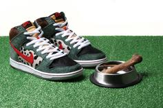 "Nike SB Dunk High ""Walk The Dog"" Releasing On 4/20: Official Details"