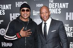 Dr. Dre & LL Cool J Say They Have Dozens Of Unreleased Tracks In The Vault