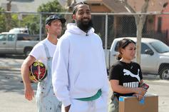 """Nipsey Hussle's Sister Will Retain Custody Of His Daughter, Ex Is """"Pissed Off"""""""