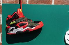 """Capone-N-Noreaga x Ewing Athletics """"War Report"""" Collab Coming Soon: New Images"""