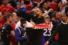 Raptors Reveal OVO Branded T-Shirts For Game 1 Of NBA Finals