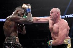 Deontay Wilder Says Tyson Fury Rematch Is Next After Luis Ortiz Bout