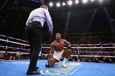 """Deontay Wilder Reacts To Anthony Joshua's Loss: """"He Wasn't A True Champion"""""""