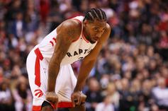 Kawhi Leonard Photo Hung In Louvre Museum By Raptors Fan