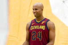 "Richard Jefferson & Damon Jones Get In Some Beef While On ""Get Up"""