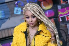 Blac Chyna Is Low-Key Back In The Studio Working On Music