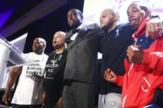 Central Park Five Were Granted Additional $3.9 Million In 2016 For Wrongful Conviction