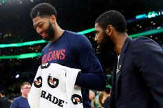 Kyrie Irving Reportedly Has Strong Desire To Play With Anthony Davis
