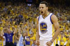 """Steph Curry Turned Down A Role In """"Space Jam 2"""""""