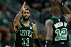 Lakers Reportedly Targeting Kyrie Irving After Clearing Max Space