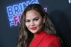 "Chrissy Teigen Claps Back At Body Shaming Twitter User: ""I've Had No Ass Forever"""