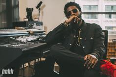 """Big K.R.I.T Fends Off Hyenas With Crazy """"Leave Me Alone"""" Freestyle"""