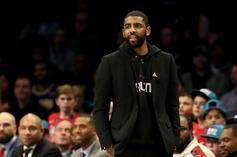 Kyrie Irving Describes What Position SpongeBob Characters Would Play