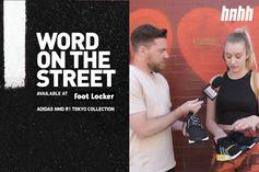 Word On The Street: Adidas NMD R1 Tokyo Collection, Presented By Foot Locker