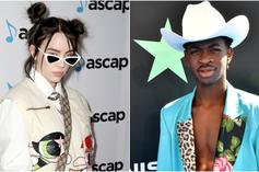 """Billie Eilish Thinks Lil Nas X Is """"Mad On The Low"""" About Losing Billboard #1 Spot"""