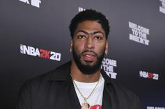 Anthony Davis Reveals One Of His Biggest Goals For This Season