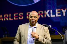 Charles Barkley Reacts To New Statue At Sixers' Facility: Watch