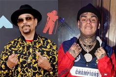 """Ice T On 6ix9ine Snitching: """"You Gotta Deal Very Delicately With The Streets"""""""