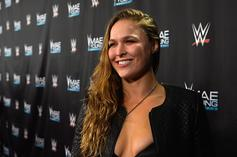 Ronda Rousey Unsure Of WWE Future As She Plans To Have A Baby