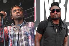 Pusha T Was Prepared To Square Up When Wale Surprised Him On Stage