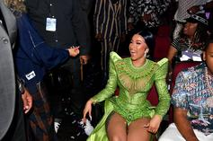 "Cardi B Says She Was ""Just Kidding"" When Revealing ""Tiger Woods"" Album Title"