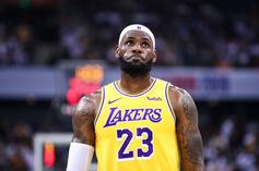 LeBron James Was Reportedly Adamant About Punishing Daryl Morey