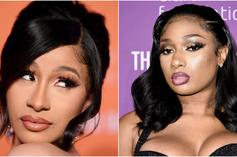 "Cardi B's Got Mad Respect For Megan Thee Stallion: ""She Got That Voice"""