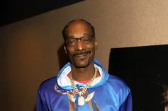 Snoop Dogg Gets Over 4 Dozen Joint-Bouquet For His Birthday