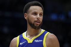 Steph Curry Rumored To Miss A Few Months, Warriors Focusing On Draft Lottery