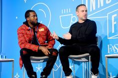 Meek Mill & Michael Rubin Visit Man In Prison Over Outstanding Court Fees
