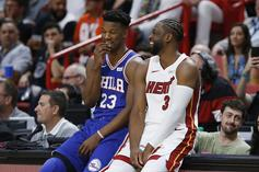 Dwyane Wade Comments On Jimmy Butler's Reputation & Heat Impact