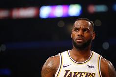 """LeBron James Responds To Announcers Who Felt He """"Disrespected"""" The Utah Jazz"""