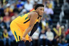Donovan Mitchell's Next Adidas Signature Shoe Surfaces: First Look